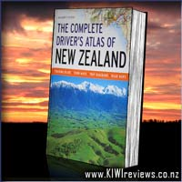The Complete Driver's Atlas of New Zealand