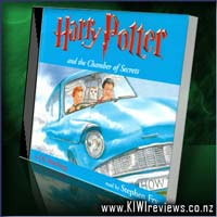 Harry Potter and the Chamber of Secrets - Audiobook