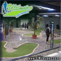 Ultimate Minigolf
