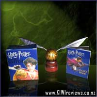 Harry Potter : Golden Snitch Sticker Kit