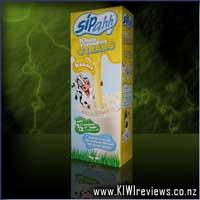Sipahh Straws : Banana