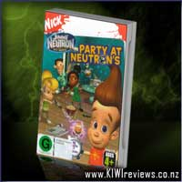 Jimmy Neutron, Boy Genius - Party at Neutron's