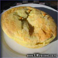 Maketu Steak & Vegetable pie