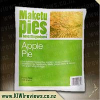 Maketu Apple pie