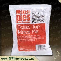Potato Top pie