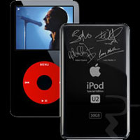 iPod 30gb U2 Special Edition