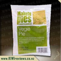 Maketu Vegetable pie