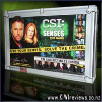 CSI: Senses - The Game