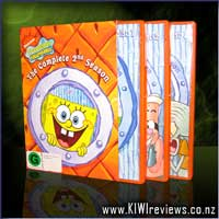 Spongebob Squarepants : The Complete 2nd Season