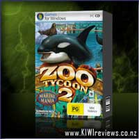 Zoo Tycoon 2 : Marine Mania expansion pack