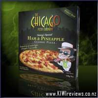 HamandPineappleClassicPizza