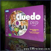 Cluedo&nbsp;-&nbsp;the&nbsp;DVD&nbsp;Game