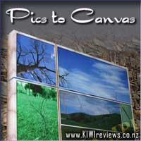 Pics 2 Canvas