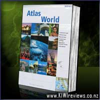 Atlas of the World - 3rd Edition