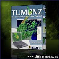 TUMONZ - The Ultimate Map of NZ : v3 Standard