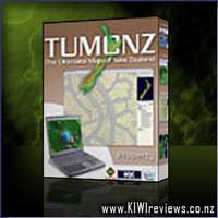 TUMONZ - The Ultimate Map of NZ : v3 Property