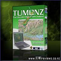 TUMONZ - The Ultimate Map of NZ : v3 Business