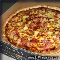 Lust Pizza