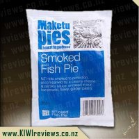 Maketu Smoked Fish Pie