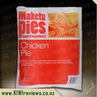Maketu Chicken Pie