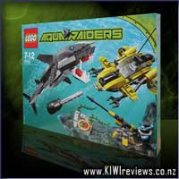 Aqua Raiders : Tiger Shark Attack