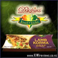 Jewel&nbsp;of&nbsp;India&nbsp;:&nbsp;Lamb&nbsp;Korma&nbsp;Wrap
