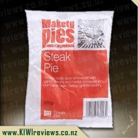 Steak Pie - Single Serve