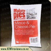 Mince & Cheese pie