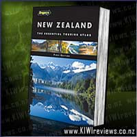 NZ&nbsp;:&nbsp;The&nbsp;Essential&nbsp;Touring&nbsp;Atlas&nbsp;-&nbsp;1st&nbsp;Edition