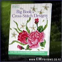 The Big Book of Cross-Stitch Designs