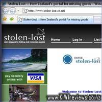 Stolen-Lost