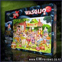 Wasgij - 10th Anniversary Edition