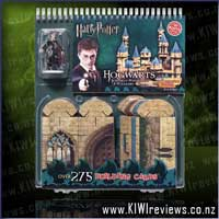 Building Cards - Hogwarts School of Witchcraft and Wizardry