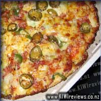 Mexicana pizza