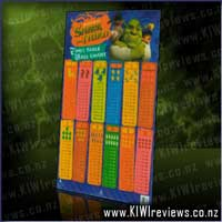 Shrek III Times-Tables Wall Chart