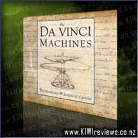 The Da Vinci Machines - Exhibition Tour