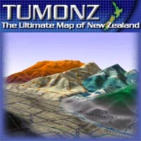 TUMONZ - The Ultimate Map of NZ : v1.93