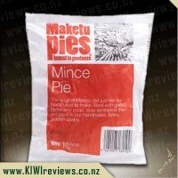 Mince Pie - Single Serve