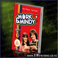 Mork and Mindy - The First Season