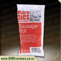 Maketu Sausage Roll - Single Serve
