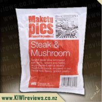 Maketu Steak & Mushroom - Single Serve