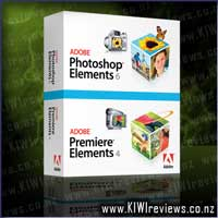 Adobe Elements bundle - Photoshop Elements v6 and Premiere v4