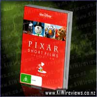 Pixar Short Films Collection - vol 1