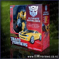 Transformers&nbsp;Ultimate&nbsp;Bumblebee&nbsp;Figure