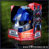 Transformers&nbsp;Optimus&nbsp;Prime&nbsp;Voice&nbsp;Changer