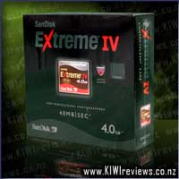 ExtremeIV CompactFlash - 4gb