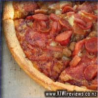 7 Meats Pizza