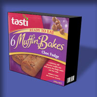Muffin Bakes - Choc Fudge