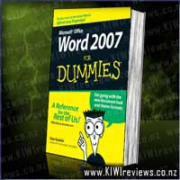 Word&nbsp;2007&nbsp;For&nbsp;Dummies