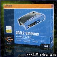 AG241-ADSL2Gatewaywith4-PortSwitch
